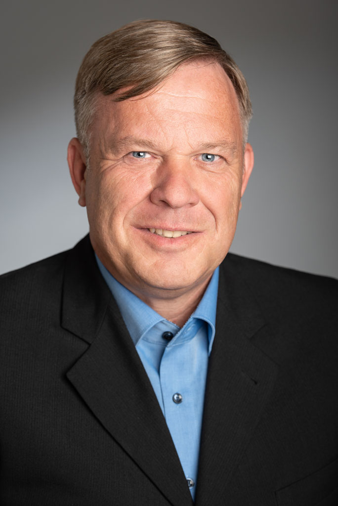 Bernd Ehlers, 2. Vorsitzender