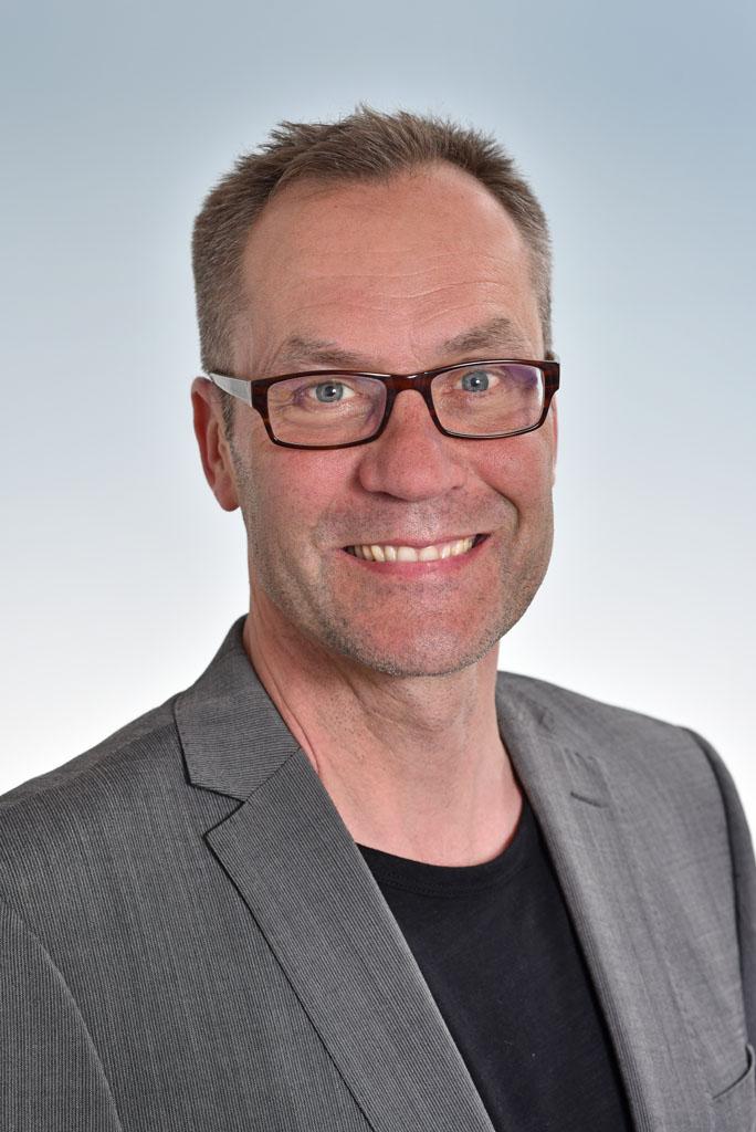 Claas Barfuß, Referent für Personalvertretung